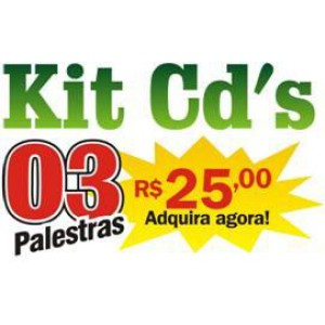 Kit CDs Apologéticos